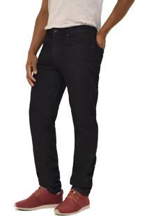 Calça Young Style Jeans Premier Jeans Strech Tradicional Preta