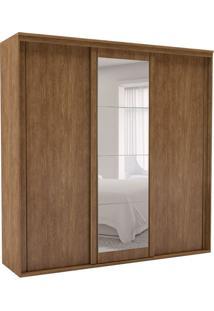 Guarda-Roupa Casal Inovatto I Com Espelho 3 Pt 6 Gv Álamo