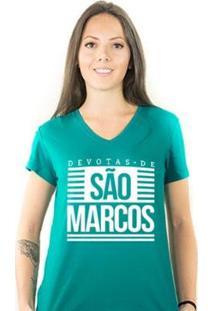 Camiseta Zé Carretilha Pal Verdão Devotos - Feminino