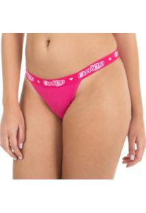 Calcinha String Pink Capricho | 461.021