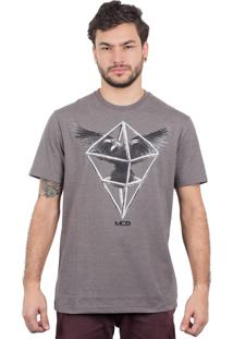 Camiseta Mcd Regular Three Heads