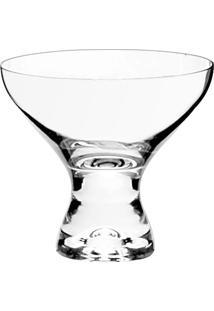 Taça De Vidro Para Sobremesa Vega Bohemia 6 Peças 330Ml - 13352