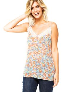 Regata Clothing & Co. Floral Nude