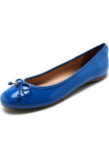 Sapatilha Dumond Laço Azul