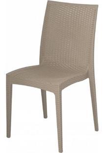 Cadeira Rattan Polipropileno Fendi - 31898 - Sun House