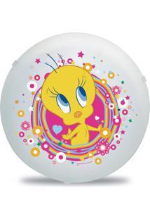 Plafon Startec Rosa/Amarelo Looney Tunes