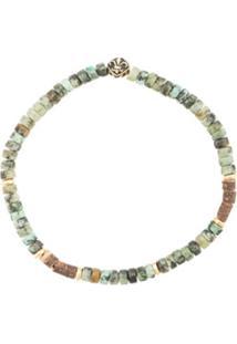 Nialaya Jewelry Pulseira De Jade - Verde