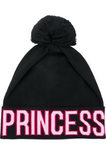 Dolce & Gabbana Gorro 'Princess' - Preto