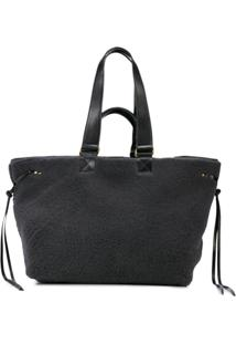 Isabel Marant Wardy Shopper Tote - Preto