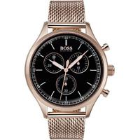b3f3113a8b5 Relógio Hugo Boss Masculino Aço Marrom - 1513548