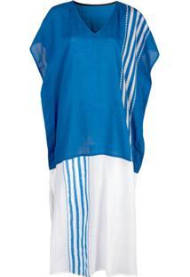 Lemlem Vestido Eshe - Azul