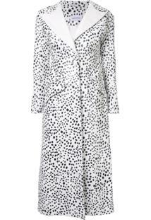 16Arlington Carteira Com Estampa Dalmatian - Branco