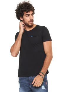 Camiseta Sergio K Skate Califa Preta