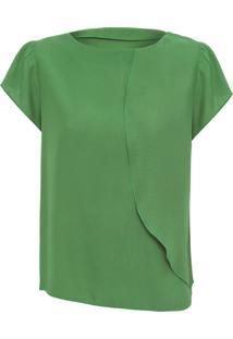 Blusa Feminina Roma - Verde
