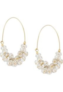 Isabel Marant Polly Bead Earrings - Metálico