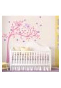 Adesivo De Parede Infantil Árvore Do Encanto Mod. 2 - Médio