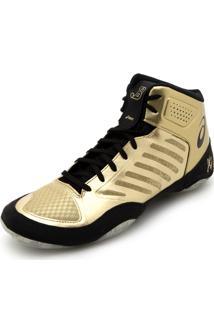 Tênis Asics Jb Elite V3 Dourado