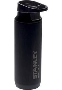 Garrafa Térmica Stanley Switchback Inox Matte Black 473Ml