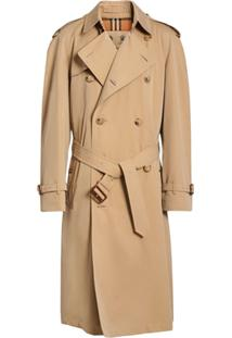 Burberry Trench Coat Westminster - Neutro