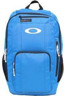 Mochila Oakley Enduro 25 Forged Iron - Masculino-Azul Claro