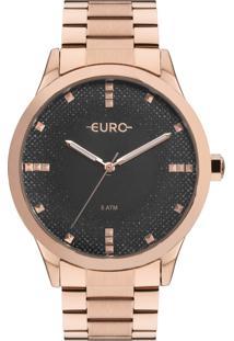 Relógio Euro Feminino Eu2036Yog/4C
