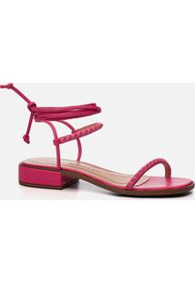 Sandália Feminina Milano Flamingo 12014