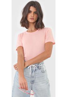 Camiseta Volcom Tern Berns Coral - Kanui