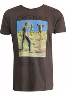 Camiseta O´Neill Slim The 70 - Masculino