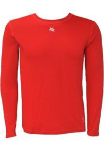 Camisa Térmica Kanxa Com Proteção Solar - Masculino