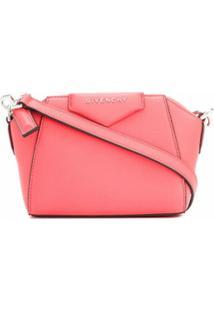Givenchy Nano Antigona Bag - Laranja