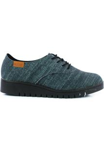 455c44fe1 ... Sapato Oxford Beira Rio - Feminino-Jeans