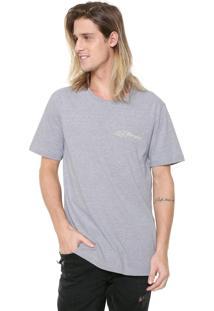 Camiseta Ed Hardy Crouching Panther Cinza