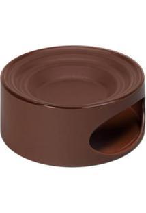 Rechaud Ceraflame Em Cerâmica Chocolate – 17 Cm
