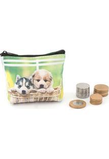 Porta Moedas Pets - Basketdogs