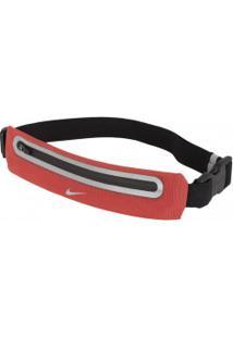 Pochete Nike Expandable Lean Running Waist Pack - Adulto - Vermelho