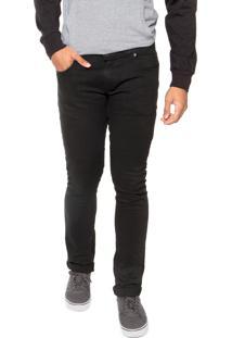 Calça Jeans Volcom 2X4 Iii Preta