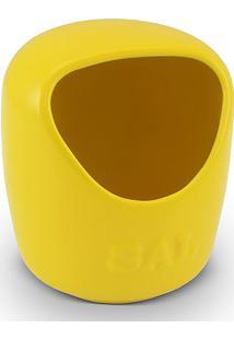 Saleiro 650G Gourmet-Mondoceram Gourmet - Amarelo
