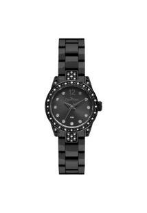 Relógio Condor Feminino Preto Analógico Co2036Mutk4P