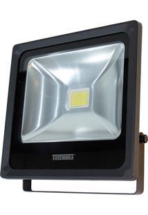 Refletor Led Taschibra 40W 3000K Tr 50 Preto
