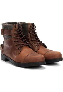 Bota Coturno Walkabout Courage Masculina - Masculino-Marrom