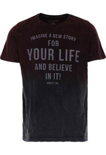 Camiseta Estonada Masculina Urbany