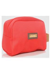 Necessaire Baby Urban Vermelho Master Bag