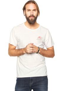 Camiseta John John The Rose Bege