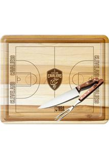 Kit Churrasco Nba Cleveland Cavaliers - Unissex