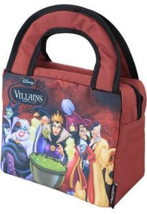 Bolsa Térmica Vilões De Disney