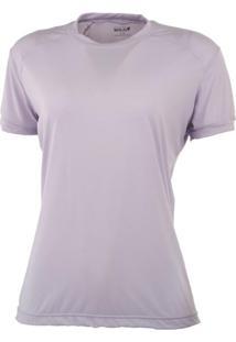Camiseta Solo Ion Lite M/C Feminina