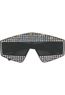 R  9813,00. Farfetch Gucci Eyewear Óculos De Sol ... d4b411481a