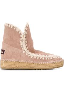 5596093306 Farfetch. Mou Eskimo 18 Ankle Boots ...