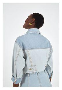 Jaqueta Eco Refarm Jeans