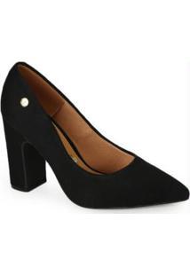 Sapato Scarpin Vizzano Preto